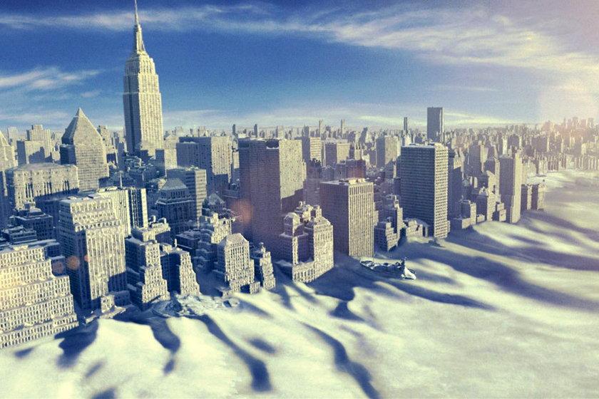 """Ziemię już wkrótce czeka """"mini epoka lodowcowa"""""""