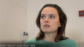 """Daisy Ridley na przesłuchaniu do """"Gwiezdnych wojen"""""""