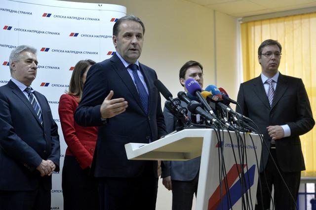 Uvek za saradnju: Rasim Ljajić, čija stranka ima 3,4 odsto glasova, a on je lider sa dobrim rejtingom i nema afera iza sebe