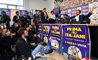 Karczewski o spotkaniu Kaczyński-Salvini: Musimy rozmawiać o możliwych koalicjach po wyborach do PE