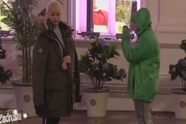 BEZ BLAMA! Ovako Matora izjavljuje ljubav Sanji! VIDEO