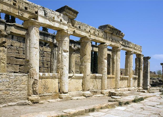 Pergamon. Najpiękniejsze miejsca Turcji