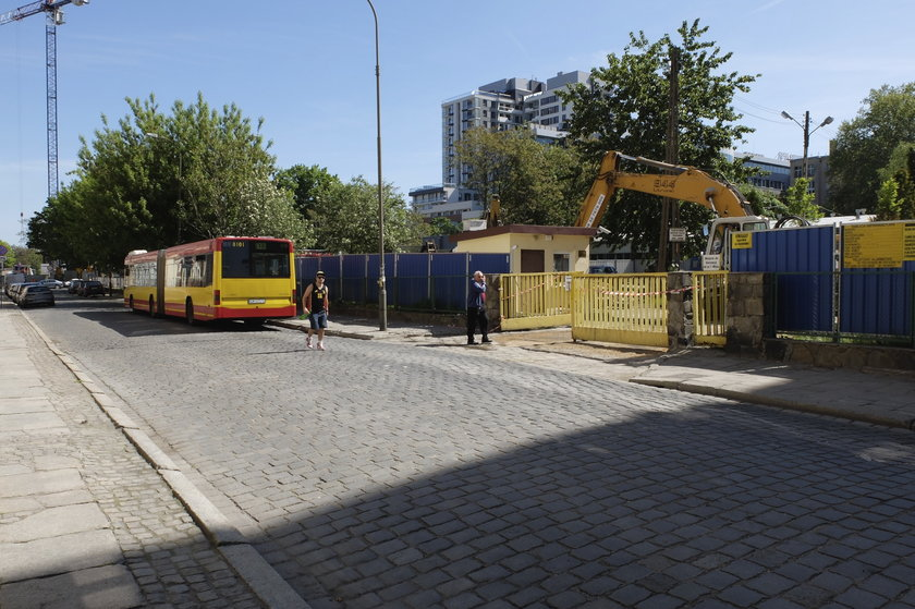 Pętla przy ul. Sokolniczej