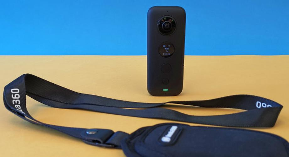 360-Grad-Kamera Insta360 One X im Test: rundum gut