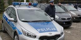 Bełchatowscy policjanci dostali nowe auta