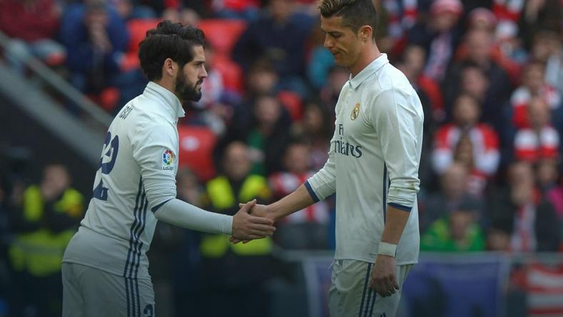 """Zidane rozjuszył Ronaldo. """"K***a! Dlaczego ja?"""""""