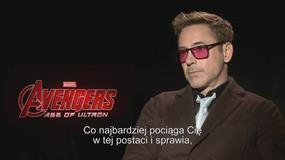 """Avengers: Czas Ultrona"": Robert Downey Junior o filmie"