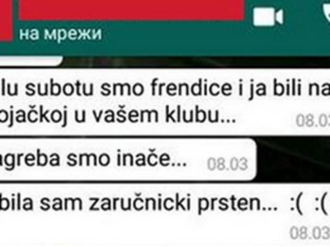 Zagrepčanka je za vikend došla u Beograd da se provede, a onda zaboravila VERENIČKI PRSTEN: Saznalo se KOD KOGA JE OSTAO i ceo Balkan priča o tome