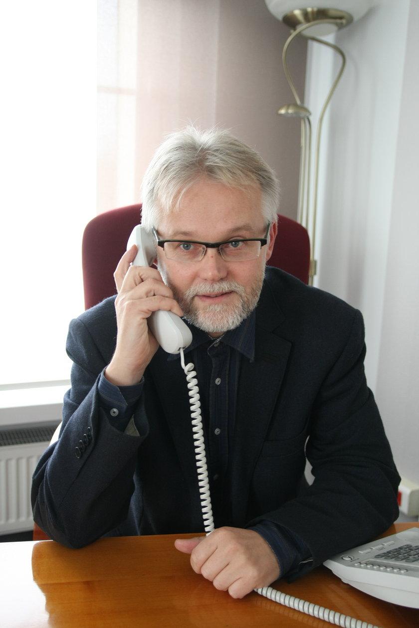 Tadeusz Jędrzejczyk, prezes pomorskiego NFZ
