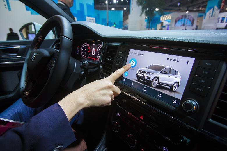 Aplikacja Shazam pojawi się w Seatach w ramach Android Auto i aplikacji Seat Drive App