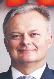 Marek Osiński, prezes zarządu, DMG MORI Polska Sp. z o.o.  fot. Bernhard Rogen/materiały prasowe