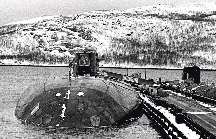 Ruska podmornica