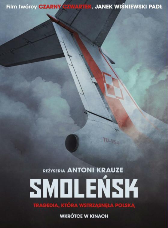 """""""Smoleńsk"""" w kinach od 15 kwietnia"""