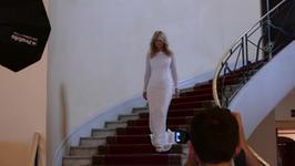 Kulisy sesji Grażyny Torbickiej w Cannes
