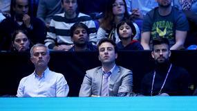Tenis połączył Mourinho i Pique?
