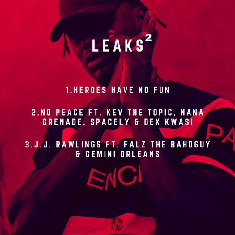EL - Leaks 2 tracklist