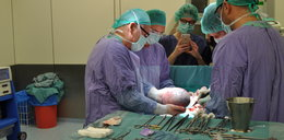 Kobieta nosiła w brzuchu kilkukilogramowego raka!
