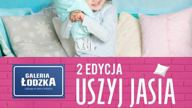 """Akcja """"uszyj Jasia!"""" odbędzie się w Łodzi po raz drugi"""