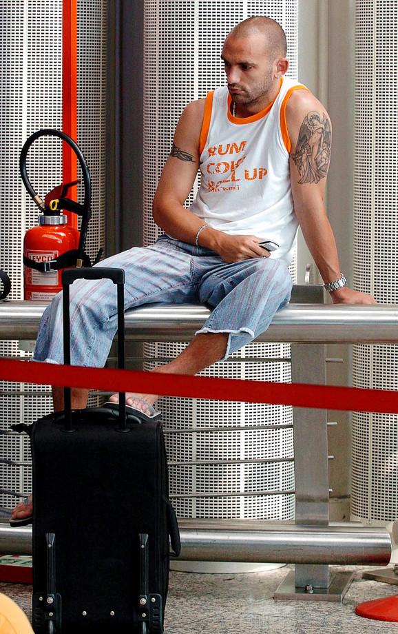 Raul Bravo je dres Španije nosio 12 puta