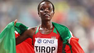 Agnes Tirop: Long-distance world record holder stabbed to death in her home