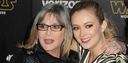 """Córka zmarłej Carrie Fisher. Zagrała z matką w """"Gwiezdnych wojnach"""""""