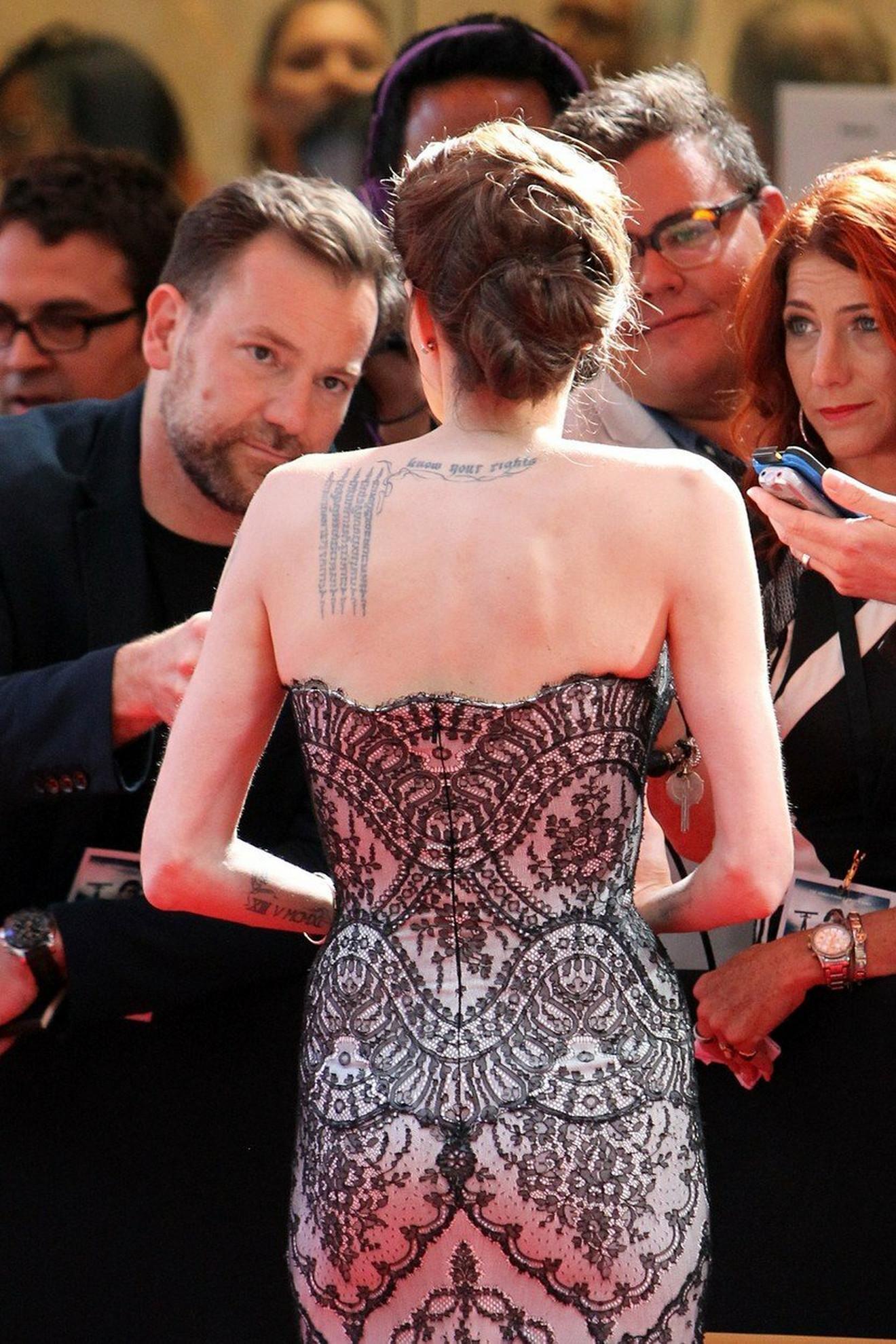 Glumica 2014. godine