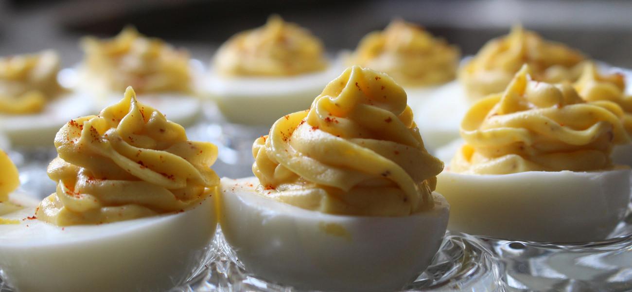 Jajka Faszerowane Na Wielkanoc 4 Rozne Przepisy