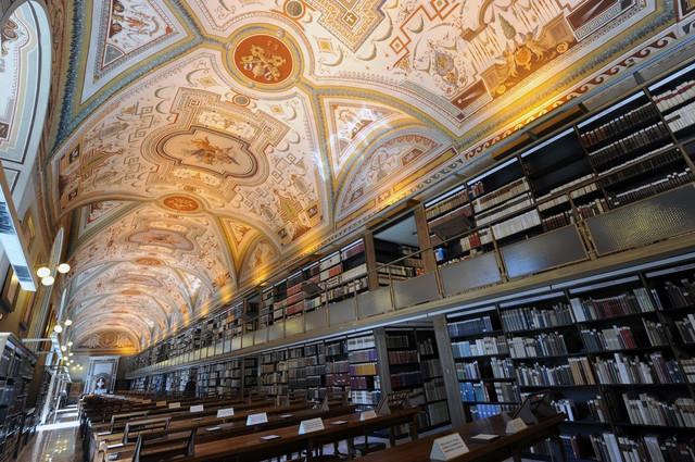Vatikanska biblioteka