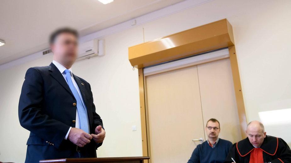 Mariusz Ś. w czwartek po raz kolejny został przesłuchany w poznańskim sądzie. Tym razem przedstawił inne okoliczności swojej znajomości z oskarżonym Aleksandrem Gawronikiem