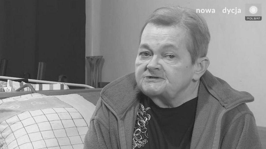 """""""Nasz nowy dom"""": pani Irena nie żyje (fot. Polsat)"""