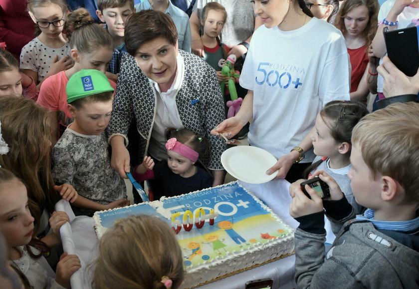 Beata Szydło nie jest już premierem