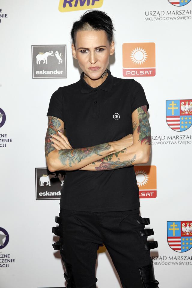 Gdzie Polskie Gwiazdy Mają Tatuaże Niektóre Miejsca