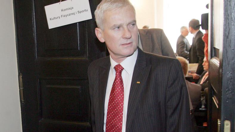 Sąd: Michał Listkiewicz jest winny