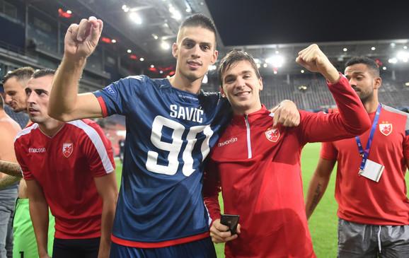 Vujadin Savić i Filip Stojković