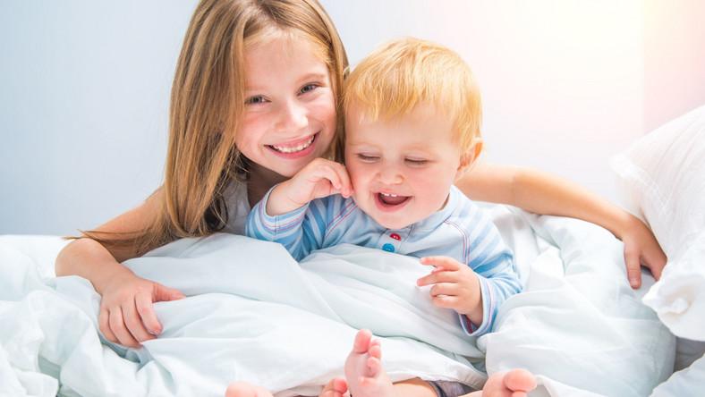 Co daje dziecku posiadanie rodzeństwa?