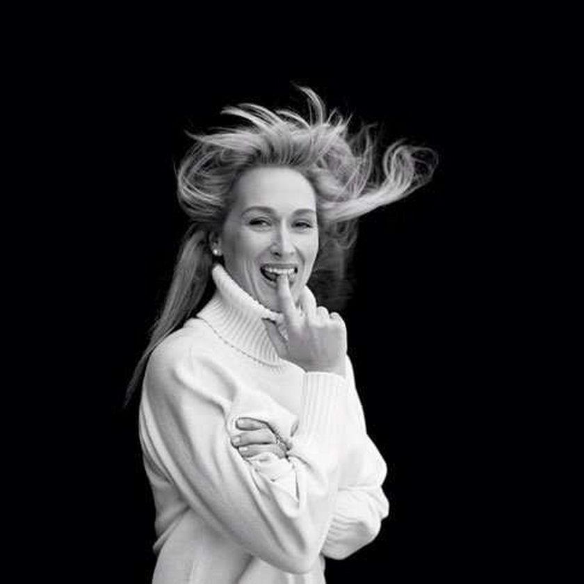 Streep piękna mimo zmarszczek