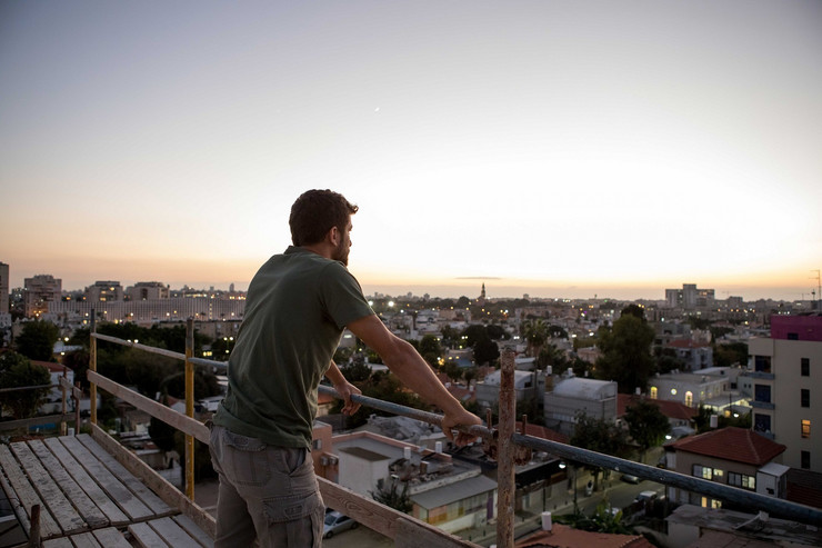 dani izraelskog filma Skele