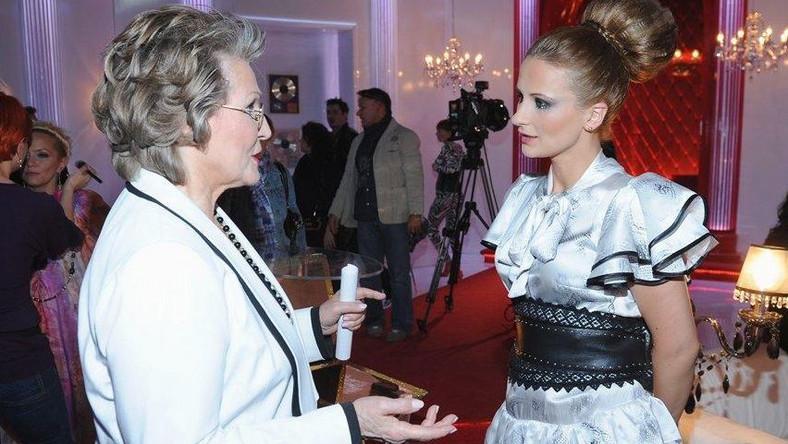 Irena Santor wspiera Anię Wiśniewską