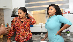 """Benedicta Gafa combines with top Nollywood stars in new film """"Obsession"""""""
