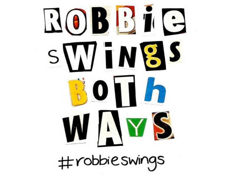 Robbie Williams znów swinguje