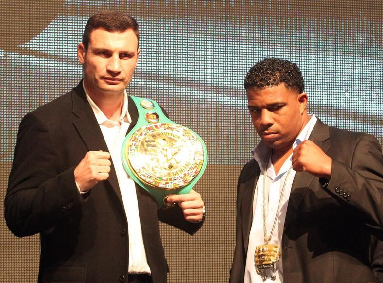 Witalij Kliczko obronił tytuł mistrza świata WBC