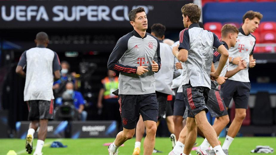Trening Bayernu Monachium