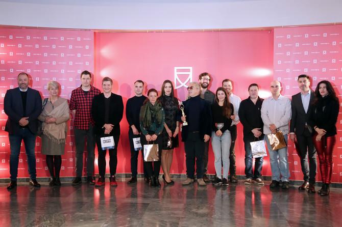 Dobitnica nagrada Ustupljena fotografija Dragana Udovičić