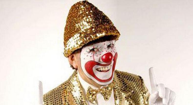 Tiko Tiko the clown