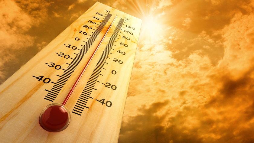 W najbliższych dniach czekają nas upały. Z temperaturami powyżej 30 st. C.