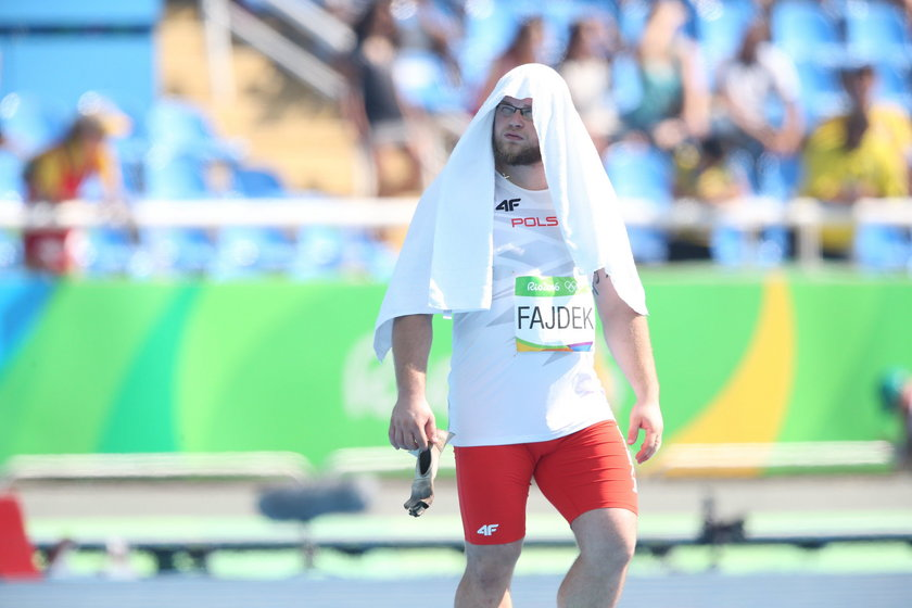 Rio 2016: Paweł Fajdek zawiódł na całej linii. Odpadnie z igrzysk?