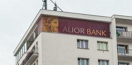 Dramatyczna sytuacja Alior Banku. Akcje lecą na łeb na szyję