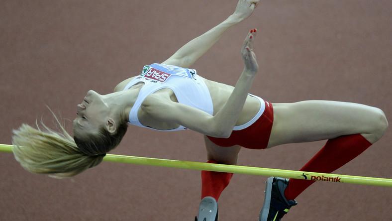 Kamila Lićwinko na halowe ME do Pragi jechała jako faworytka do złotego medalu.
