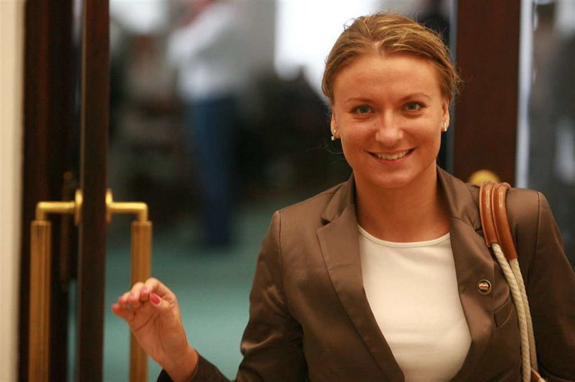 Sandra Lewandowska, wybory prezydenckie, samoobrona