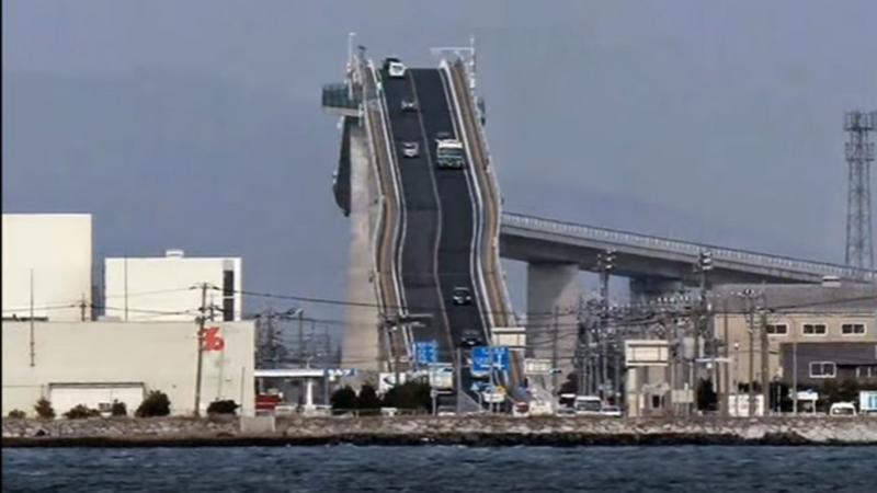 Czy to najbardziej stromy most świata?